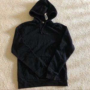 old navy black hoodie